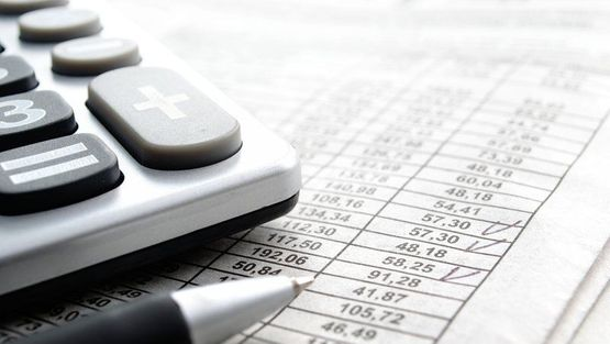 Bookkeeping by an accountant